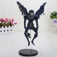 Wholesale Retail quot cm Anime Death Note Ryuuku PVC Action Figure Toy Collection Model Dolls Halloween Gift