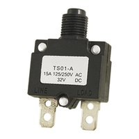 Wholesale Air Compressor Circuit Breaker Overload Protector AC15A IN STOCK order lt no track