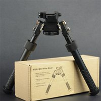 Wholesale 2015 New Atlas degrees Adjustable Precision BipodMounting bracket swallowtail tripod JW tube plywood stand tripod supHunting Mount