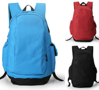 Wholesale 2015 brand N logo Casual Women Backpack Sports Bag Backpack Big Student School Bag Travel Laptop Bag Men And Women Backpack
