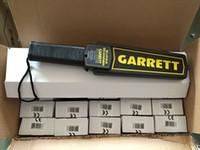 Wholesale GP3003b1 Brand New High Sensitivity Garrett Super Scanner Hand Held Gold Metal Detector For Security Detectors High quality