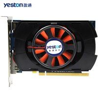 Wholesale Yeston r6570 g Ares desktop independent hd dvi graphics card