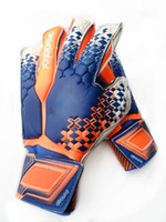 Wholesale Predator Allround Latex Soccer Goalkeeper Gloves Goalie Football Professional Bola De Futebol Gloves Luva De Goleiro