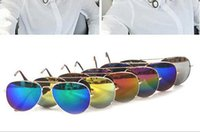 Wholesale 2015 Hot Sell Cheap Beach Sunglasses Men Women brand designer Cycling Sunglasses