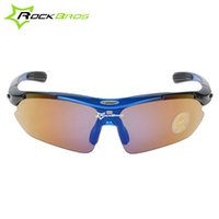 bicycle attachments - bike attachment Hot RockBros Polarized Cycling Sun Glasses Outdoor Sports Bicycle Glasses Bike Sunglasses g Goggles Eyewear Lens