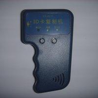 Wholesale 1PC Handheld Portable Khz RFID Duplicator Copier Copy for EM4100 EM4305 T5577 Card