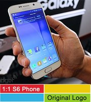 4g cell phones - S6 Real inch G9200 Show Fake G Lte MTK6572 Dual Core Android Smart Phones Show G Ram G Rom G Unlocked Cell Phones