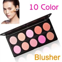 Wholesale 2015 HOT New Makeup Colors Blush Paletteblush Powder professional Colors Fashion Beauty Product Shadow