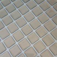 backsplash tile murals - Crystal glass mosaic tile glass mosaic wall tiles deco mesh glass mosaic backsplash wall tile bathroom decor Hand painted art
