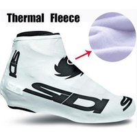 Wholesale Winter Thermal Fleece Team Cycling Sport Shoe Cover Bike Shoe Cover Super Warm Ciclismo MTB Bicycle Cycle Shoe Cover