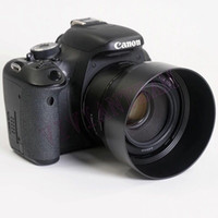 canon lens - ES Bayonet Mount Camera Lens Hood For Canon EF mm f STM ES68 Lens mm lens protector