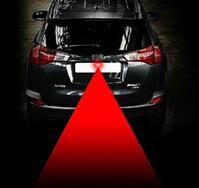auto moto light - New Car Truck Moto Styling Laser Fog Lamp Anti Fog Light Auto Rearing Warming Light For All Car