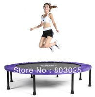 Wholesale inches Folding Jumping Bed Toy For Children Trampoline Fitness Body Building Equipement Household Sports Toy