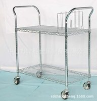 Wholesale Tools Layer industrial trolleys transport trolley car turnaround chrome plating workshop trolleys