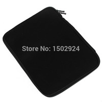 Wholesale High Quality Black Laptop Ultrabook Sleeve Case Bag Cover Pouch For Apple For Macbook Pro Air