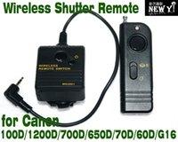 Cheap Wireless Shutter Remote for Canon 100D 1200D 700D 650D 70D 60D G16