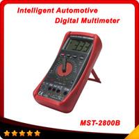 Code Reader automotive multimeter - 2015 New Arrival MST B Intelligent Automotive Digital Multimeter MST B