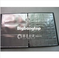 Wholesale 1509 New Hot Sell Coin Collecting Book Coin Album Holders Mixed Coins or Paper Money