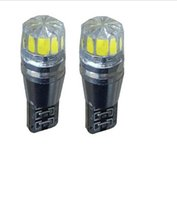 Wholesale 501 CREE SMD LED CANBUS SUPER PURE WHITE HIGH POWER WEDGE UPGRADE W5W T10 HID