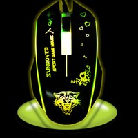 Wholesale V8 m mouse smart wired professional fpscf electric artifact lol gaming mouse