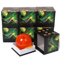 Multicolor animations retail - Dragon Ball Z Super Big CM Animation DragonBall Stars Crystal Ball new in box Retail