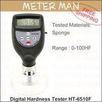 Wholesale Portable Proffesional Sponge Hardness Shore Hardness Tester HT F