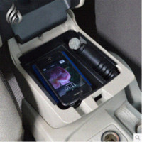 cd storage box - Car armrest box central Store content box Armrest Storage box Center Console box for ford Focus refit