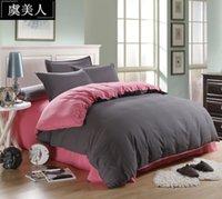bedlinen sale - Hot sale High quality cotton bedding set adult King size comforter bedlinen set Duvet Cover Bedding Sheet velvet bed covers