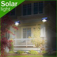 Wholesale led solar light outdoor garden decoration jardin lampada solar lamp outdoor lighting solar garden light luz lantern street light