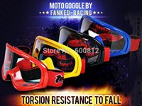 Wholesale Tanked Racing TG990 motocross Motorcycle goggles Knight OFF Road motorbike cross country windproof ski goggles