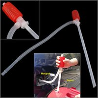 Wholesale Practical Manual Car Siphon Hose Gas Oil Water Liquid Transfer Hand Pump Sucker