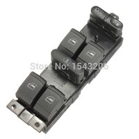 Wholesale Window Panel Master Switch Press For Vw For Passat For Golf Jetta MK4 B5 B5 New order lt no track