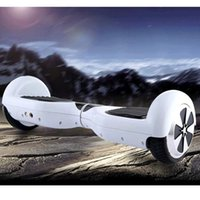 Wholesale 2015 Dual Two Wheels Self Balancing Scooter Smart Electric Mini Scooter Skateboard Intelligent Balance Car Unicycle with LED Light Y1261