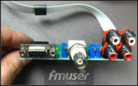 amp transmitter - FMUSER FSN K W FM Broadcast Transmitter Assemble PCB DIY Kit Amp Control LCD Display lcd dashboard lcd display box