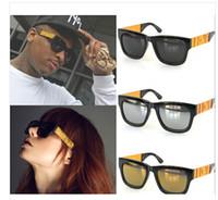 armed vogue - Vogue leader gafas hombres oculos masculino de sol lentes lunette male black gold sunglasses love hate arms sun glasses