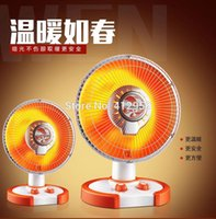Wholesale Genuine electric heater heater small solar electric fan warm atmosphere stove heaters timing head shaking electric heater
