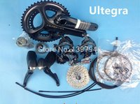 bicycle groups - Original groupset Ultegra Black s groupset Road bicycle groupset mm Group road bike groupset is available