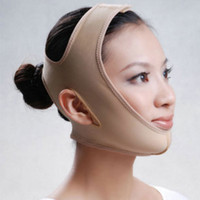 band skins - Facial Slimming Bandage Skin Care Belt Shape And Lift Reduce Double Chin Face Mask Face Thining Band