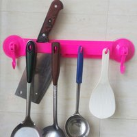 Wholesale P1630 powerful suction turret kitchen spatula spoon organize admission quack stall selling home Shelves