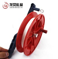 Wholesale Kite reel flying kite wheel bearing the hand wheel abs round round round kite line tire line combinations