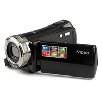 Wholesale New Inch TFT Screen P HD Digital Camera Cam Video Recorder Camcorder X ZOOM Gift Lucky