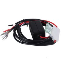 Wholesale Car LED DRL Relay Daytime Running Light Relay Harness Auto Car Controller On Off Switch Parking Light Wholesales