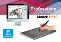 Wholesale Hot Sale Huion H610 Animation Drawing Graphic Drawing Tablet