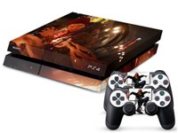 Cheap for PS4 PS4 SKINS Best PS4/0160  skins ps4 console controller