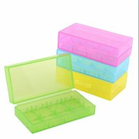 Wholesale High Quality Useful Battery Storage Case Box Holder For A Randomly
