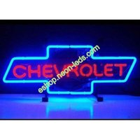 automobile commercials - Undamage Guarantee Chevrolet Neon Automobile Signs in the size of quot x11 quot x3 quot UL CUL CE