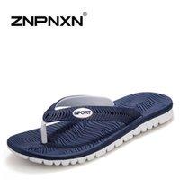 Wholesale New Summer shoes Men Flats Sandals Hot Sandalias hombre Beach Flip Flops Men s Sandals Beach Slippers Shoes For Men