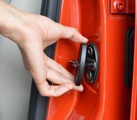 Wholesale Door Lock Protective Cover Kit Fit FJ Cruiser Prado Previa Brand New M12665