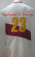 basketball wear - 2015 White Stitched Jersey Wholesalers Various Discount Cheap Basketball Jerseys High Quality Basketball Jersey tops new Basketball Wear