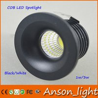 Cheap 3W Mini Spotlights Best No COB square led lamp